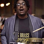 Nate Cameron, Vocal/Percussion - MJ's Brass Boppers